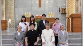 세례식 교중미사 중 - ...