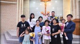 세례식 가족  연중 제1...